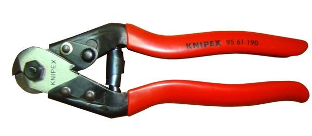 Тросокусы Knipex KN-95 61 190