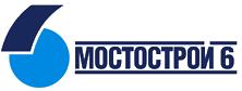 """Логотип """"Мостострой №6"""""""