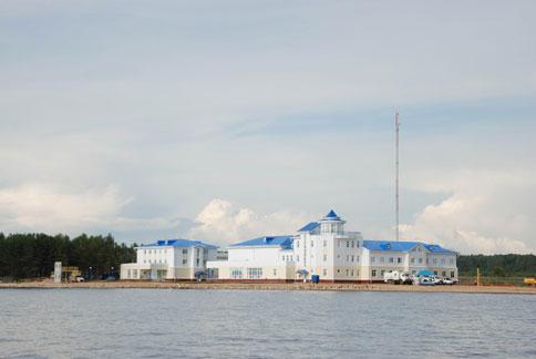 Учебно-спасательный центр МЧС России «Вытегра»